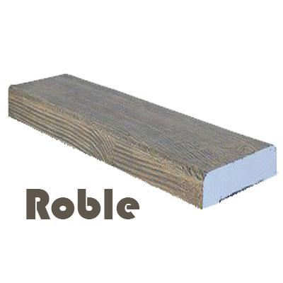 Viga 12x3x260 imitación madera Económica