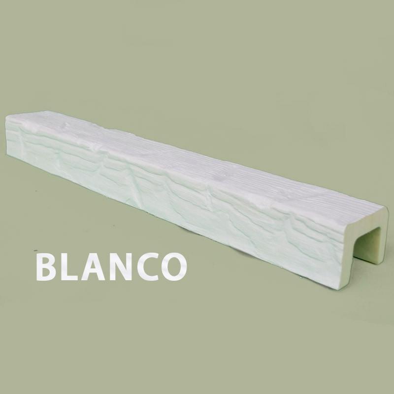 Viga 8x6x300 imitación madera
