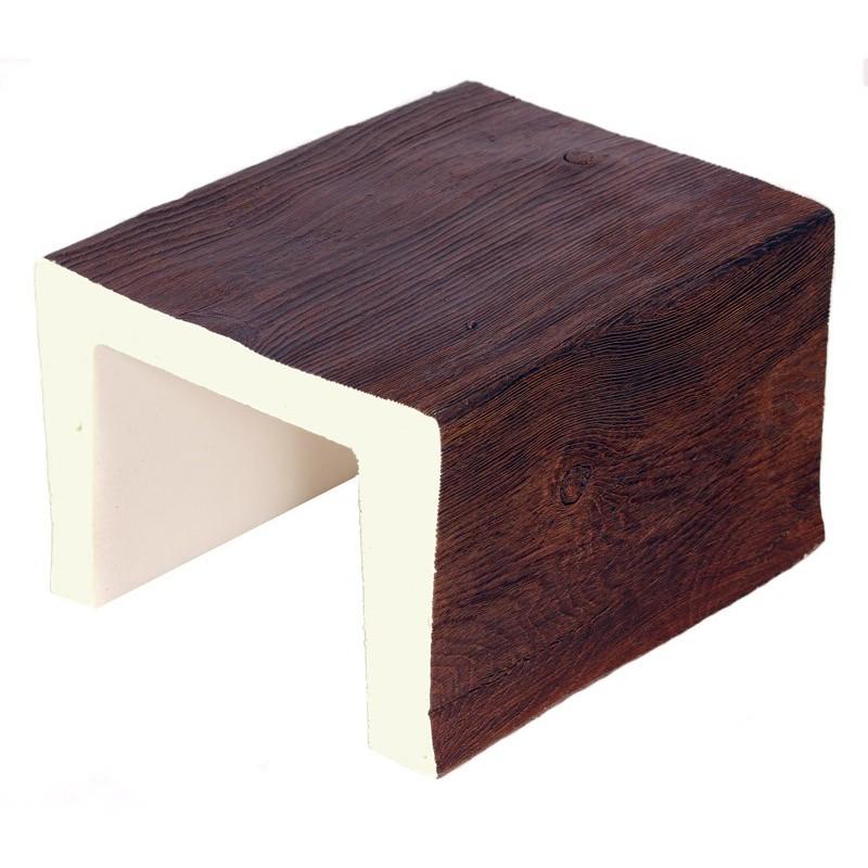 Viga imitación madera 22,5x17x300