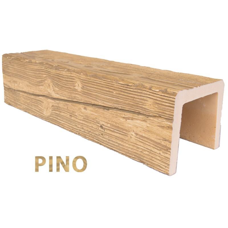 Viga imitación madera 17x15x400