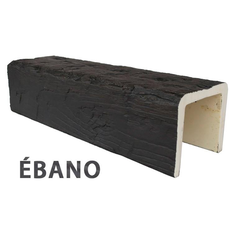 Viga imitación madera 17x15x300