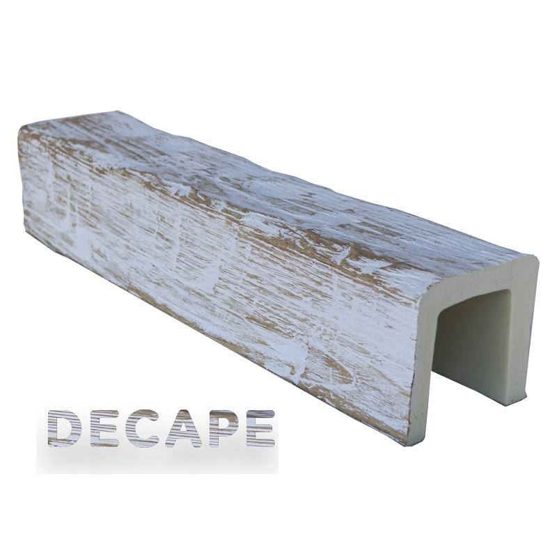 Viga imitación madera 12x11x300