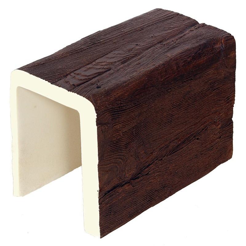 Viga imitación madera 18x21,5x300
